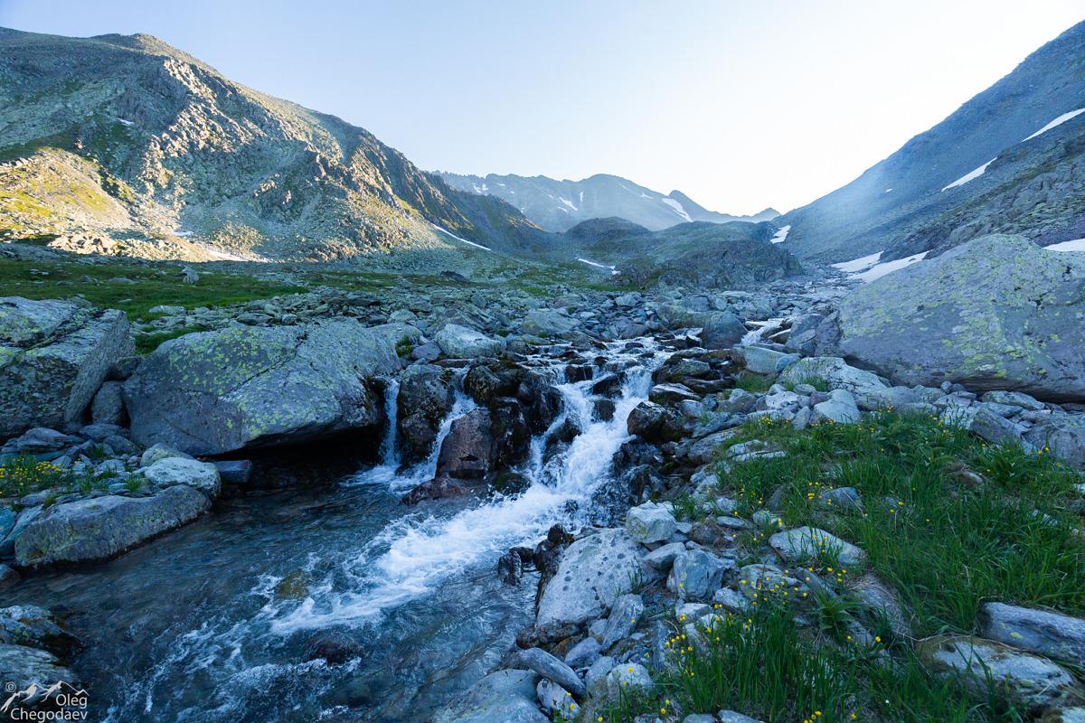 Река Тельпосью