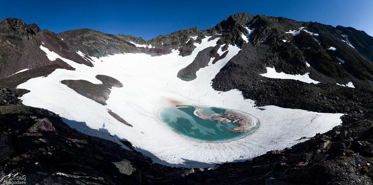 Ледник Южный (северный Урал)