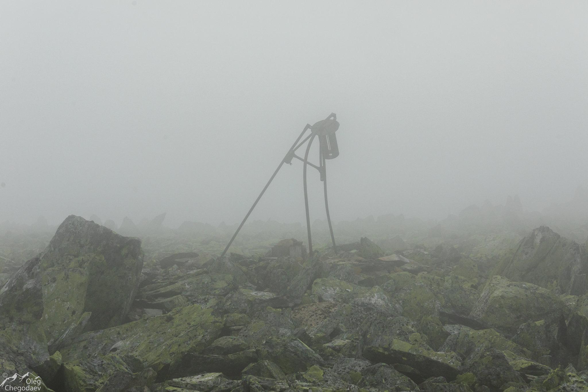 Вершина горы Харнаурдыкеу