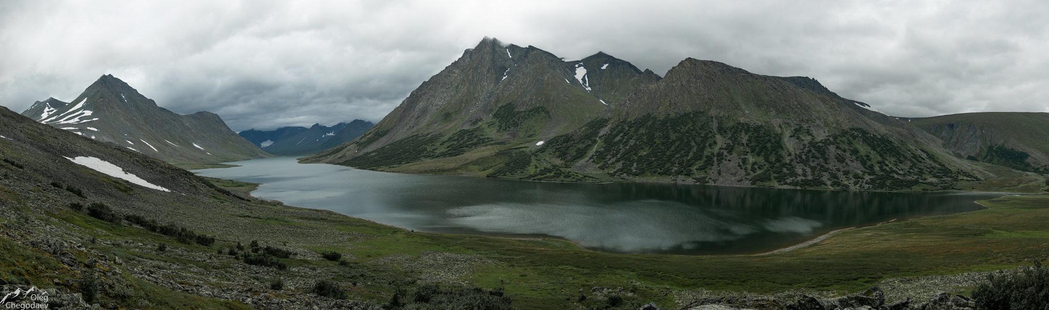 Озеро Хадытаёганлор