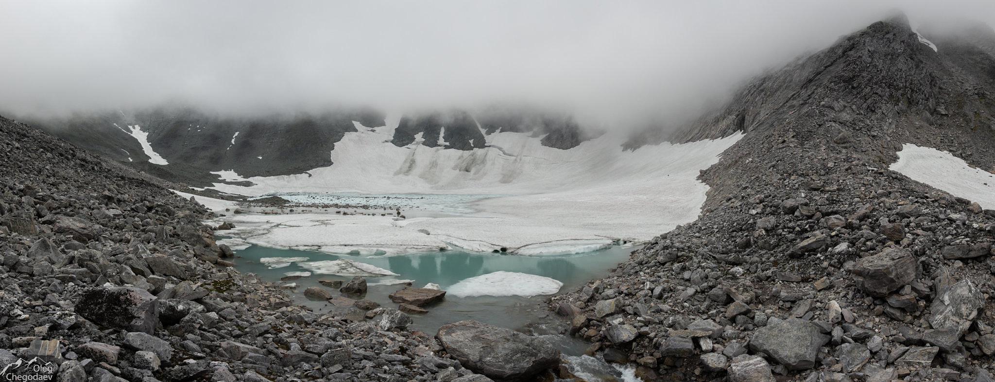 Ледник Карский в каре
