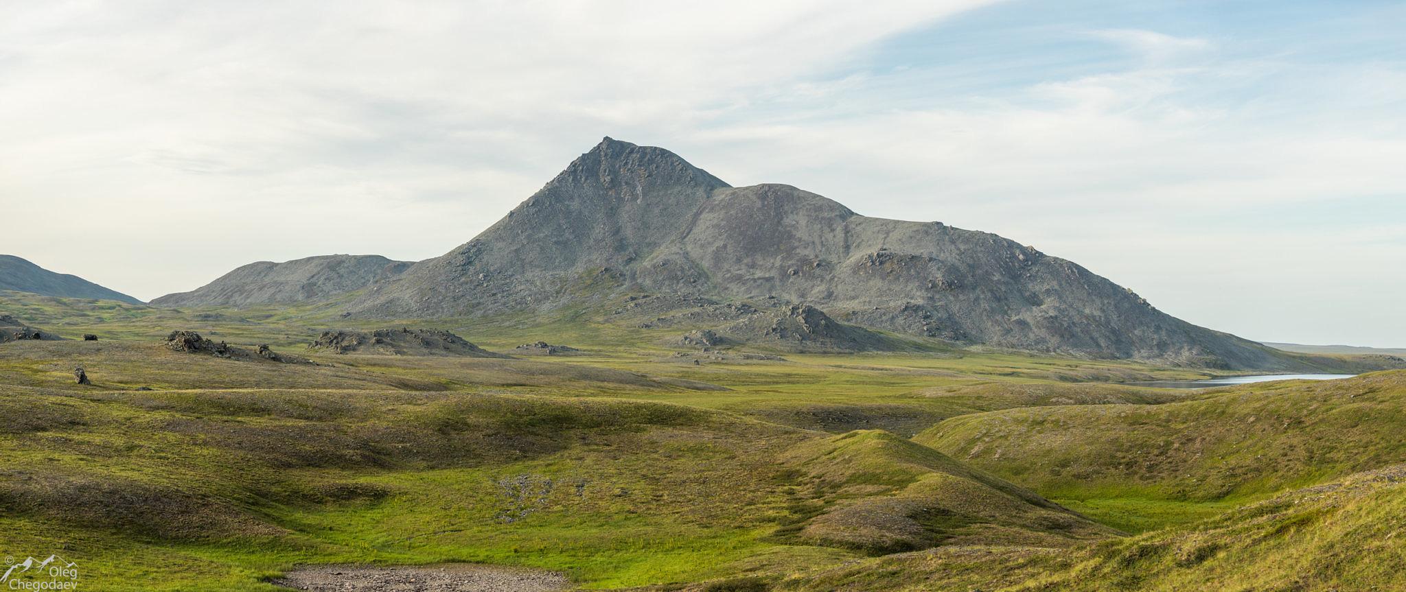 Священная гора Ненцев, Малый Манясей
