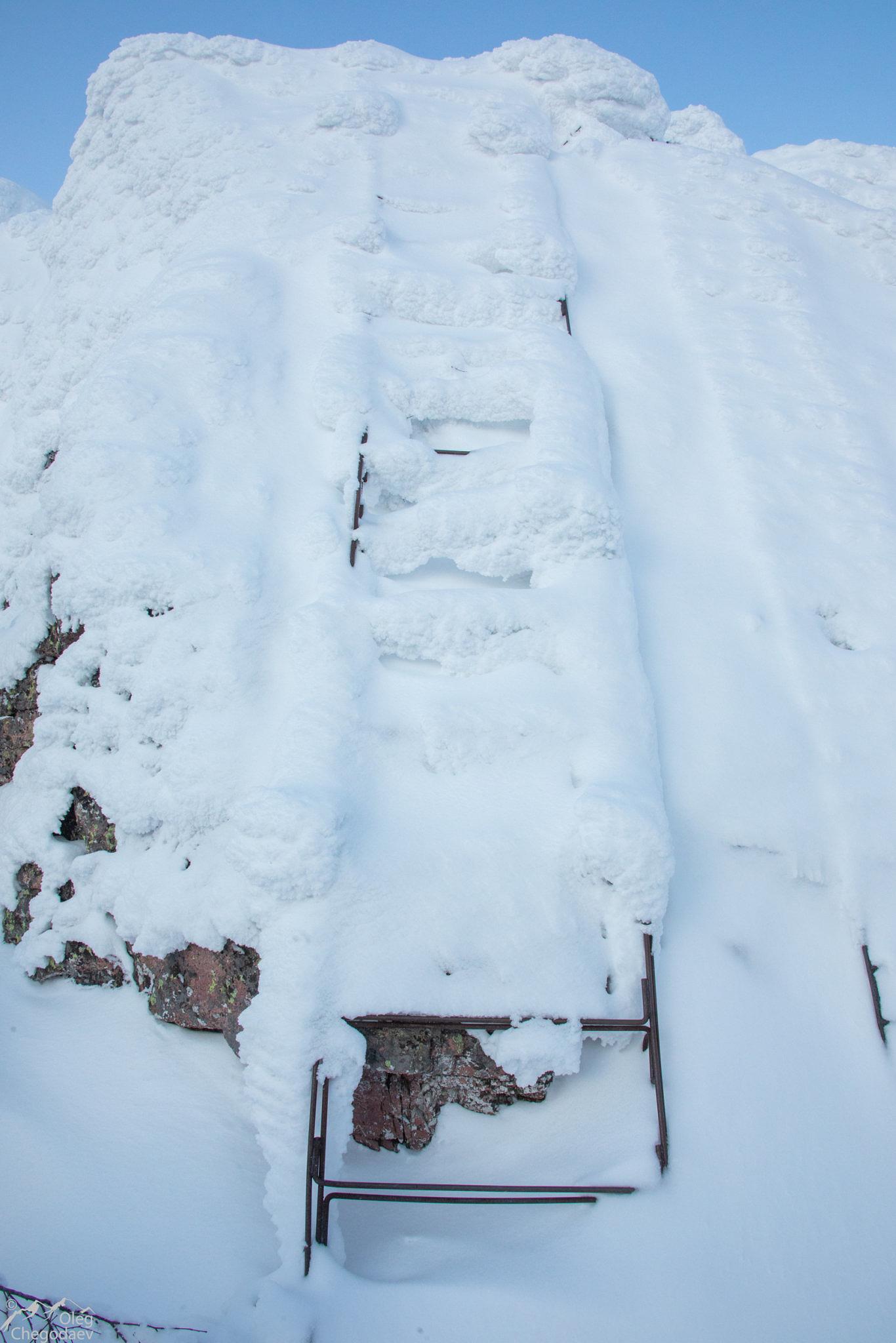 Лестница на Масиме