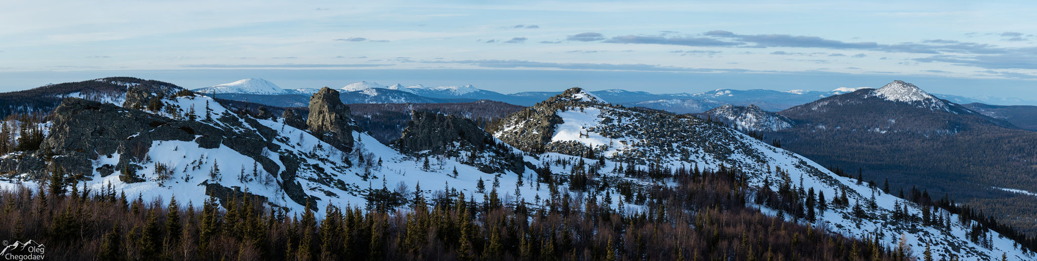 Вершина горы Медвежья (кумардак)