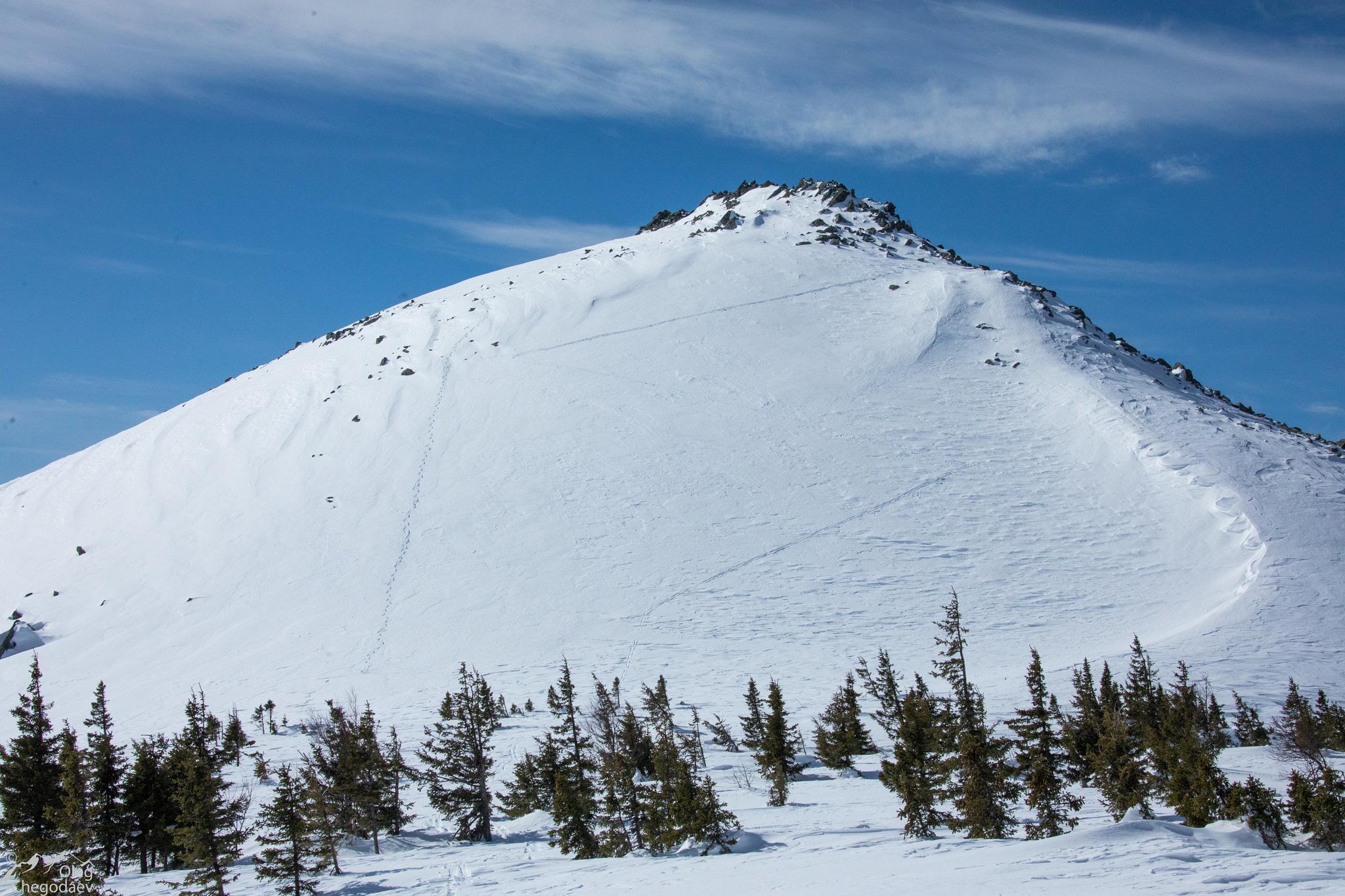 Подножие горы Колокольня (кумардак)