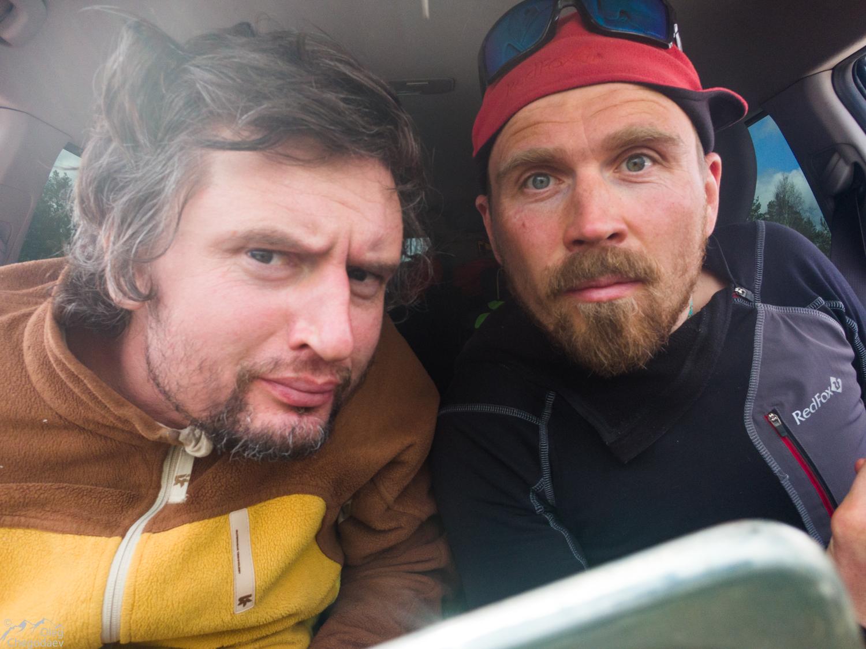 Алексей Клянин и Олег Чегодаев