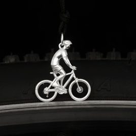 """Подвеска """"Велосипедист"""""""