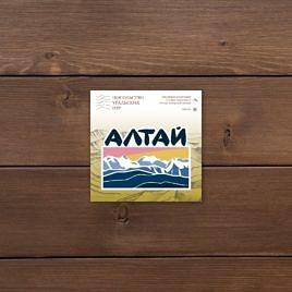 Наклейка Алтай