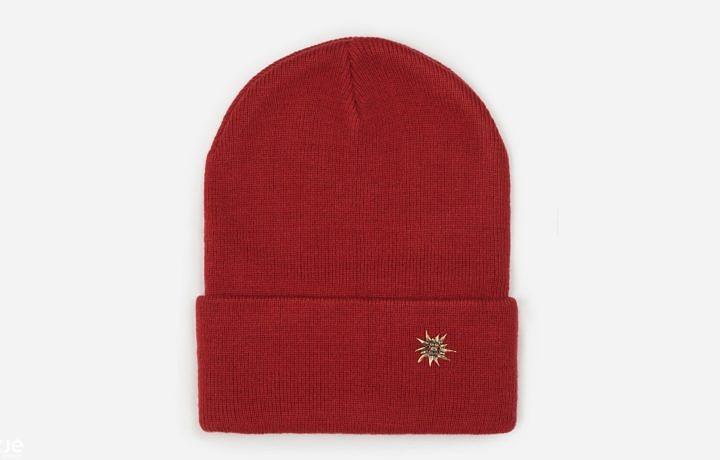 красная-эдельвейс