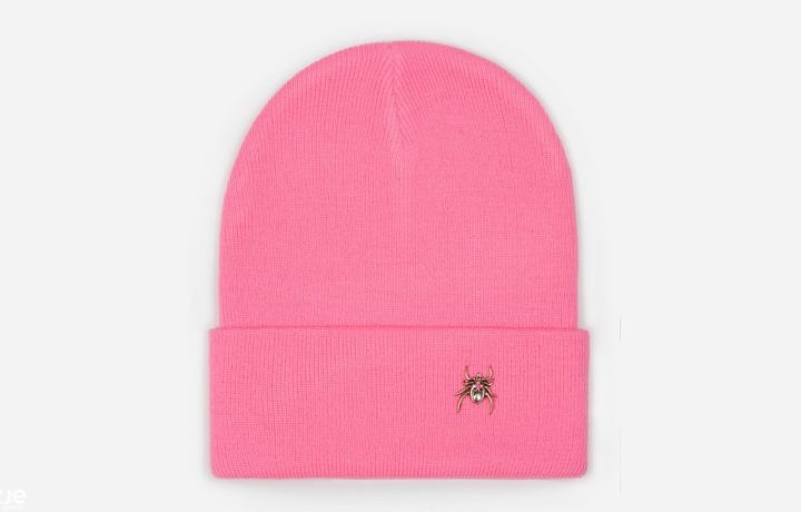 розовая-клещ
