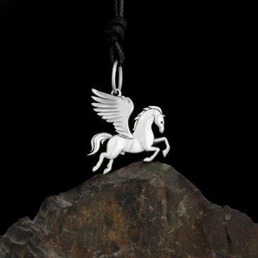 """Подвеска """"Крылатый конь Акбузат (Пегас)"""""""