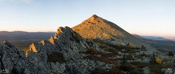 Гора Колокольная 1354,1 м