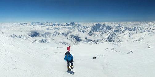 Эльбрус. Red Fox Elbruse race 2015