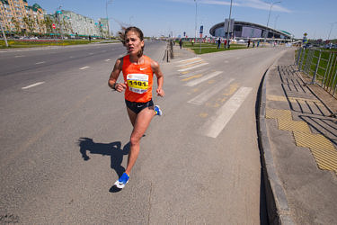 Казанский международный марафон 2016