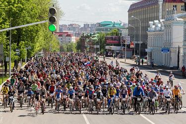 1000 велосипедистов 2014