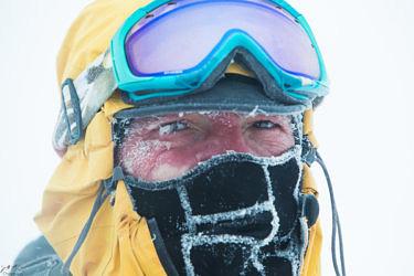 Лыжный турист